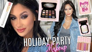 Baixar NEW Too Faced Pretty Rich Collection | Holiday Party Makeup