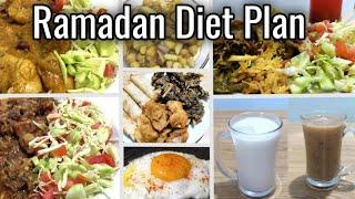 Best Ramadan Diet Plan For Weight Loss, Ramadan Weight Loss Diet Plan, 100% Results Urdu Hindi