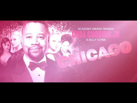 Chicago starring Cuba Gooding Jr - Phoenix Theatre - ATG Tickets