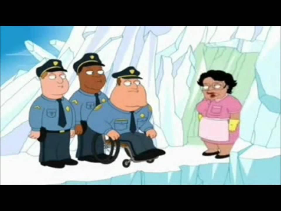Consuela Family Guy Sandstorm Remix - Youtube-6070
