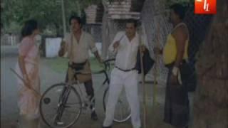 April 1 Vidudala Comedy Scenes 8 | Rajendra Prasad | Sobhana | Mallikarjun rao