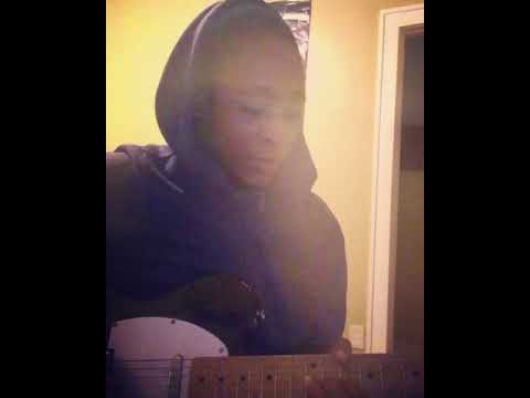 Tempo -Chris Brown Guitar Cover Meek w Looper