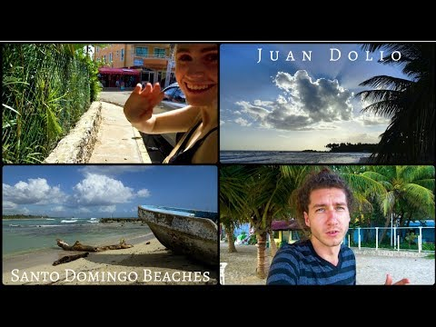 Santo Domingo Beaches | Juan Dolio Dominican Republic