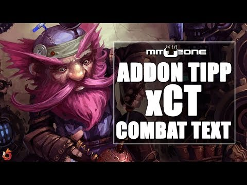 WoW Addon Tipp - Folge 19 - xCT Combat Text [German/Deutsch]