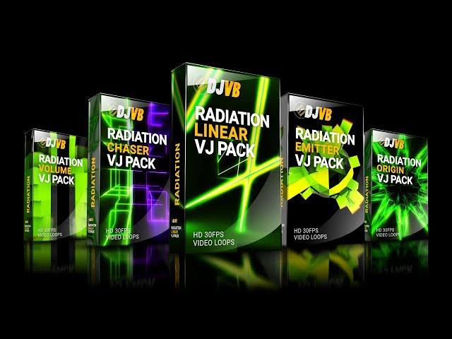 VJ RADIATION BUNDLE MIX HD