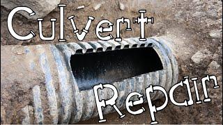 Culvert Pipe Repair