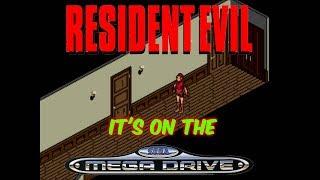 Resident Evil on the Mega Drive / Genesis!!!