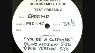 Watch EPMD Youre A Customer video