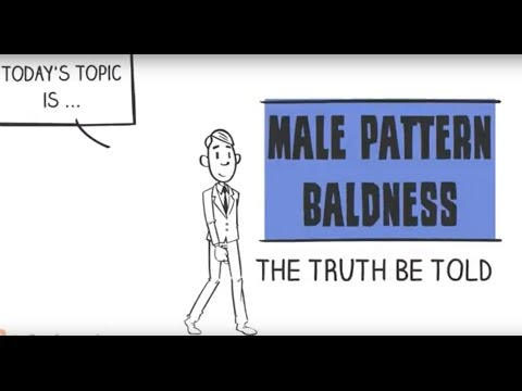 Male Pattern Baldness Truth Be Told