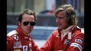 Formula 1 James Hunt vs Niki Lauda 1975-1976 (0+)