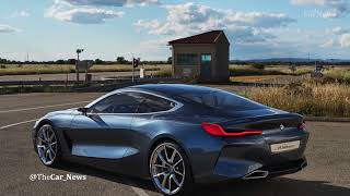 The BMW Concept 8 Series Design Preview [CARNEWS]