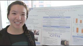 Johns Hopkins University undergrads design family planning tool