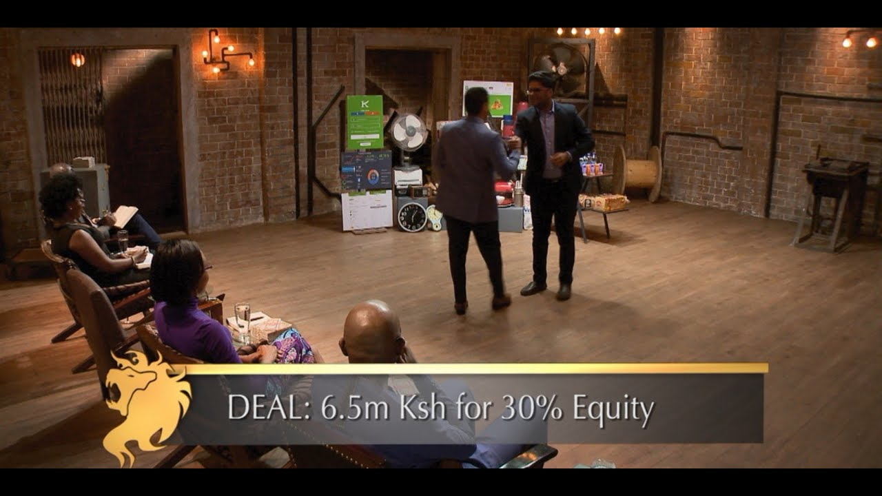 Download KCB Lions' Den S3 Episode 01 - Deal 01