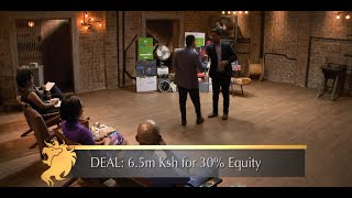 KCB Lions' Den S3 Episode 01 - Deal 01