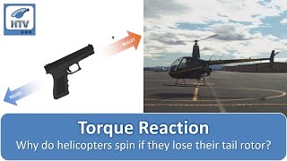 Helicopter Torque - Basic Helicopter Aerodynamics