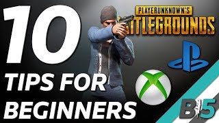 10 Very Important TIPS For Beginners On PUBG Xbox One/PS4
