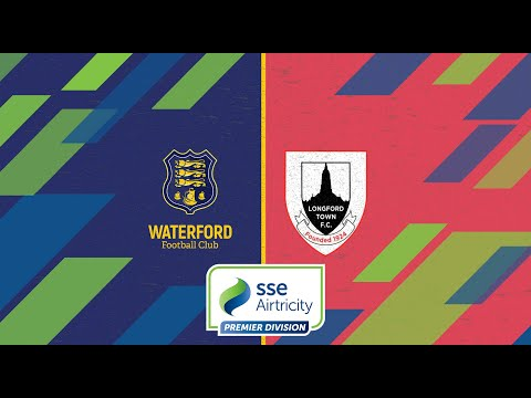 Premier Division GW25: Waterford 4-1 Longford Town