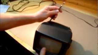 Jak podłączyć cyfrową przystawkę do starego telewizora nie posiadającego żadnych gniazd
