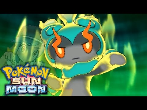 How To & When Do We Get Marshadow Discussion! QR Scan Mystery Gift GAMEPLAY - Pokemon Sun and Moon