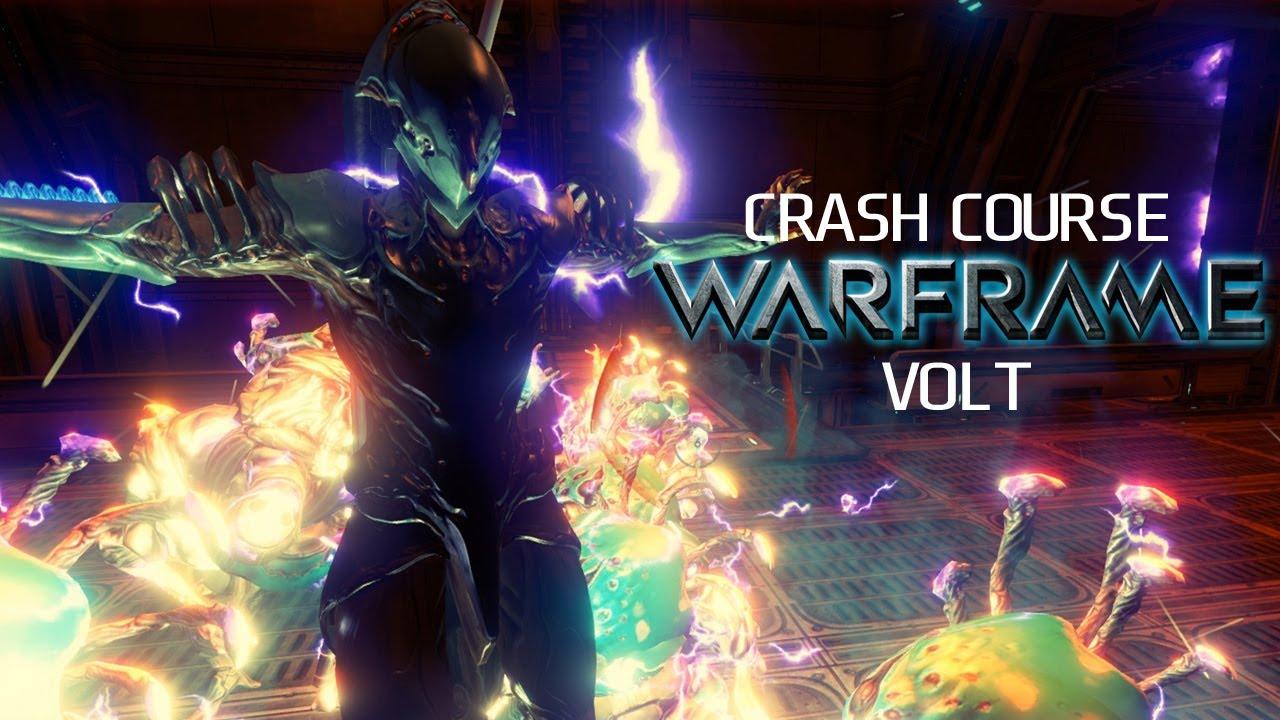 Crash Course In WARFRAME - Volt - YouTube