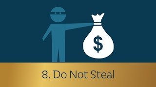8. Do Not Steal
