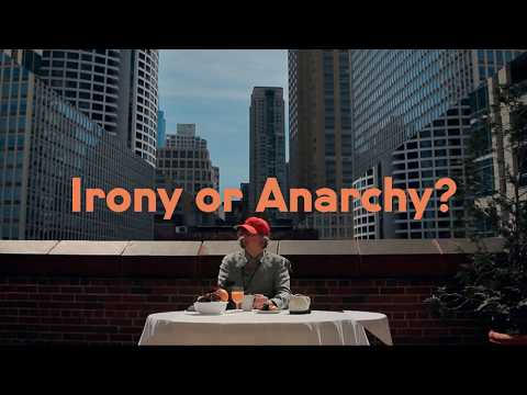 """IRONY OR ANARCHY: Discussing """"Searching for Oscar"""""""