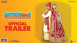 Nawazuddin Siddiqui in Motichoor Chaknachoor (2019) Hindi Movie Trailer