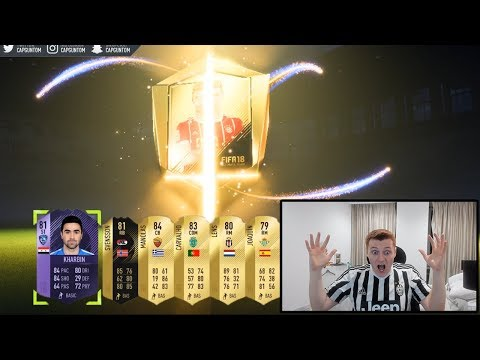 YOU HAVE TO SEE SOME OF THESE PACKS!!! Insane FIFA 18 Pack Opening!
