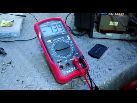 Reparación salida de audio