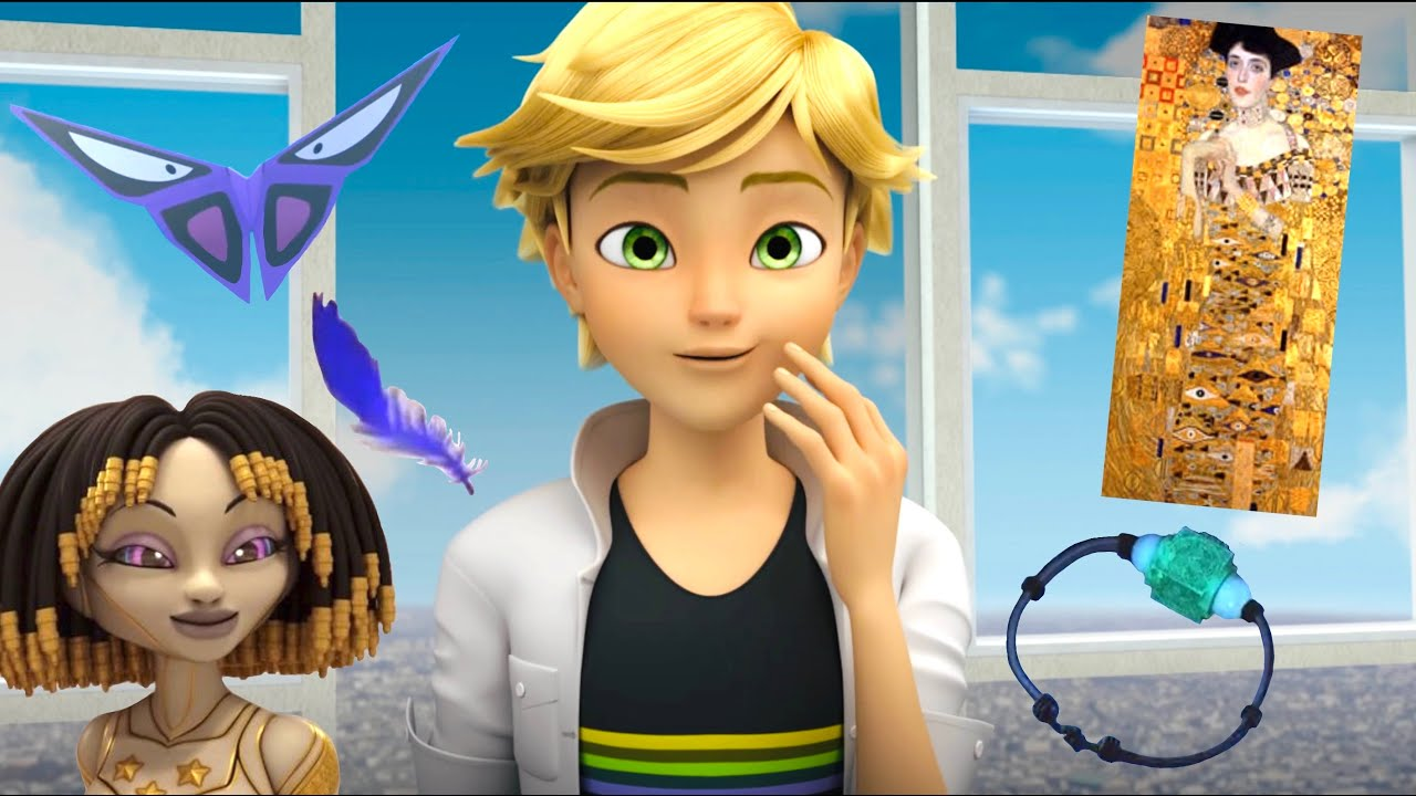 Download Is Adrien a Sentimonster? 🦚 Miraculous Ladybug Season 4 🐞