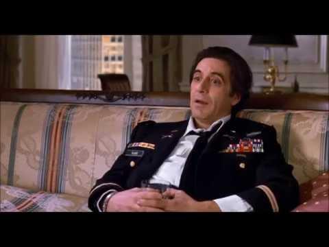 Al Pacino as Lieutenant Colonel Frank Slade