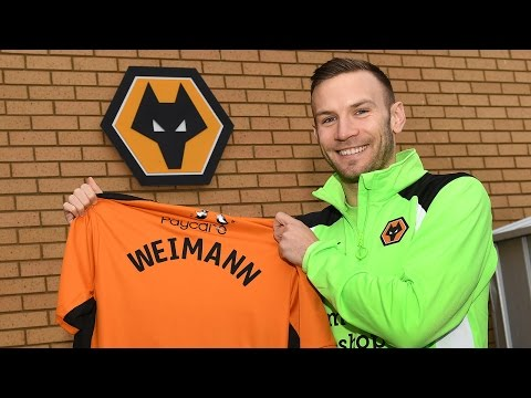 Andreas Weimann Signs For Wolves On Loan