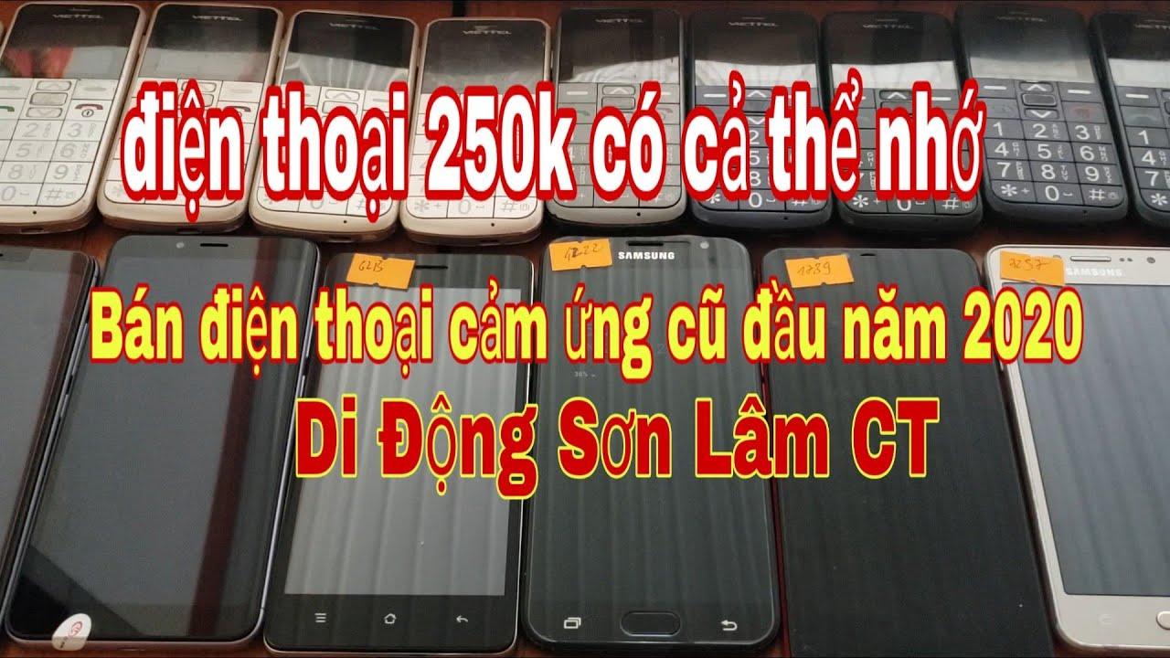02/02/2020 ngày đẹp đầu năm bán điện thoại cũ lì xì đầu năm . Điện thoại giá rẻ 250k nghe gọi