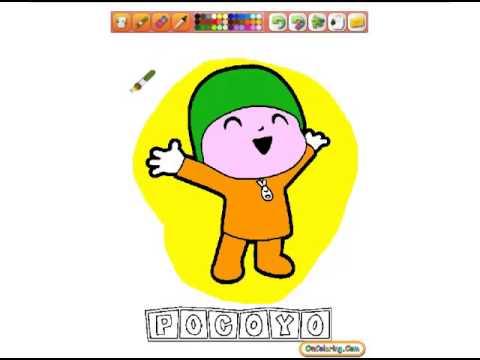 Pocoyo Boya 2