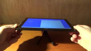 Acer Iconia Tab 10 - Unboxing