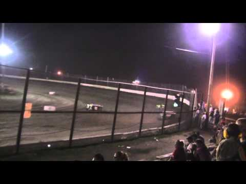 Kankakee County Speedway (8/19/11) UMP Late Model A-Main