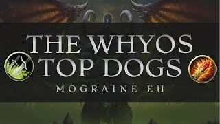WHYOS TOP DOGS  High Rated TBC Classic Rogue/Mage