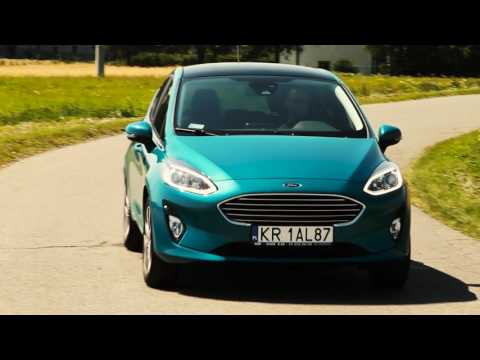 Nowy Ford Fiesta MK7 1.0 EcoBoost 2017 test PL