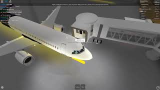 HOSTING A PACIFIC AIRLINES FLIGHT! | ROBLOX