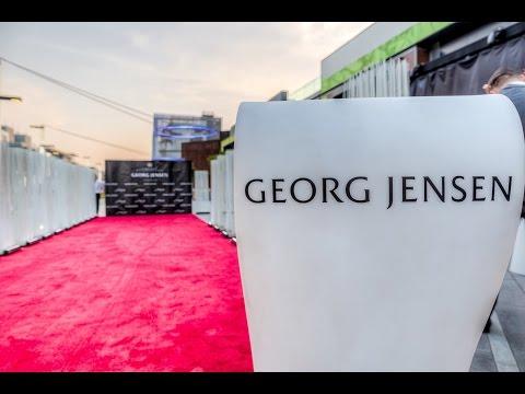 GEORG JENSEN LAUNCH EVENT - DUBAI, UAE