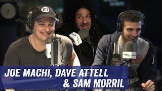 Joe Machi, Sam Morril, Dave Attell - 'Star Wars', Europe, Comedians - Jim Norton & Sam Roberts