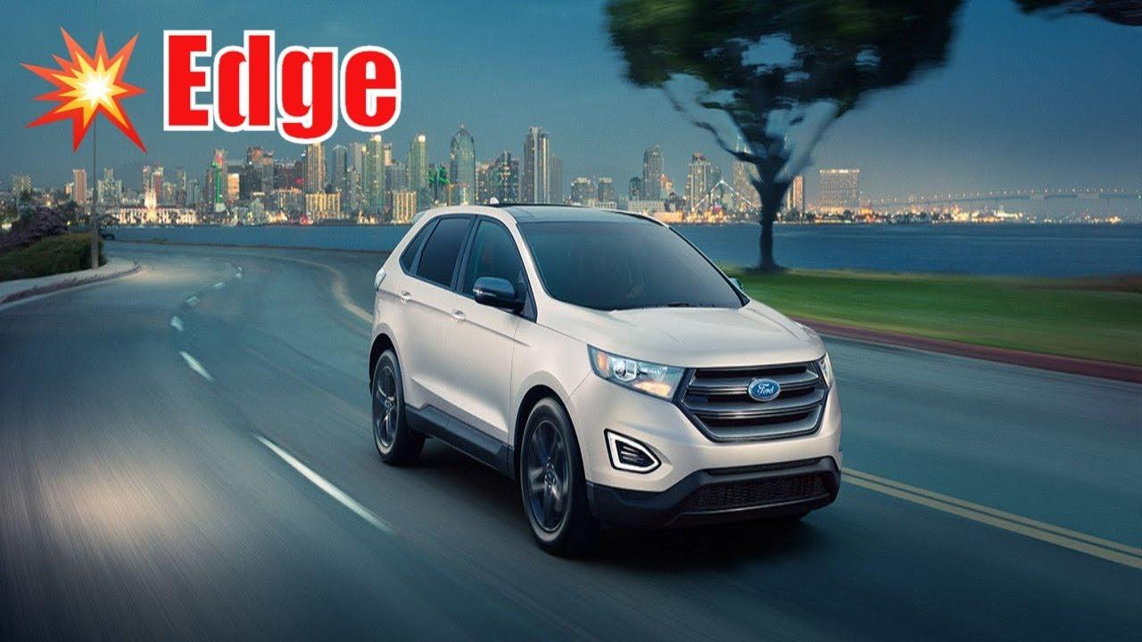 2021 ford edge titanium | 2021 ford edge release date ...