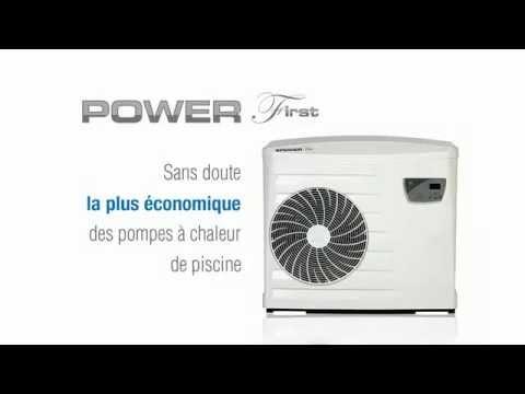 Pompe  Chaleur Pour Piscine Power First De Zodiac  Maison Energy
