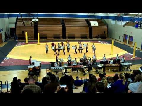 Cape Coral High School Indoor Percussion 2016 (focus pt.2)