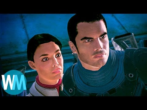 Top 10 Most Hardest Decisions in Mass Effect