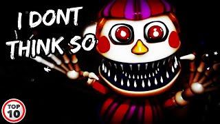 Top 10 Scary Gaming NPCs