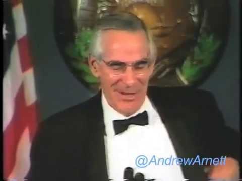 THE ARNETT FILES # 004: David Halberstam @National Press Club (Part 1)