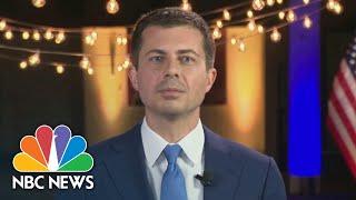 Watch Pete Buttigieg's Full Speech At The 2020 DNC | NBC News