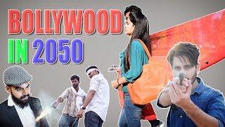 Bollywood Movies in 2050 -  Short Film   Funny   HRzero8 