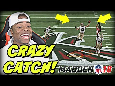 CRAZIEST CATCH EVER 99 MIKE EVANS FULL GAME | Madden 17 Ultimate Team Gameplay
